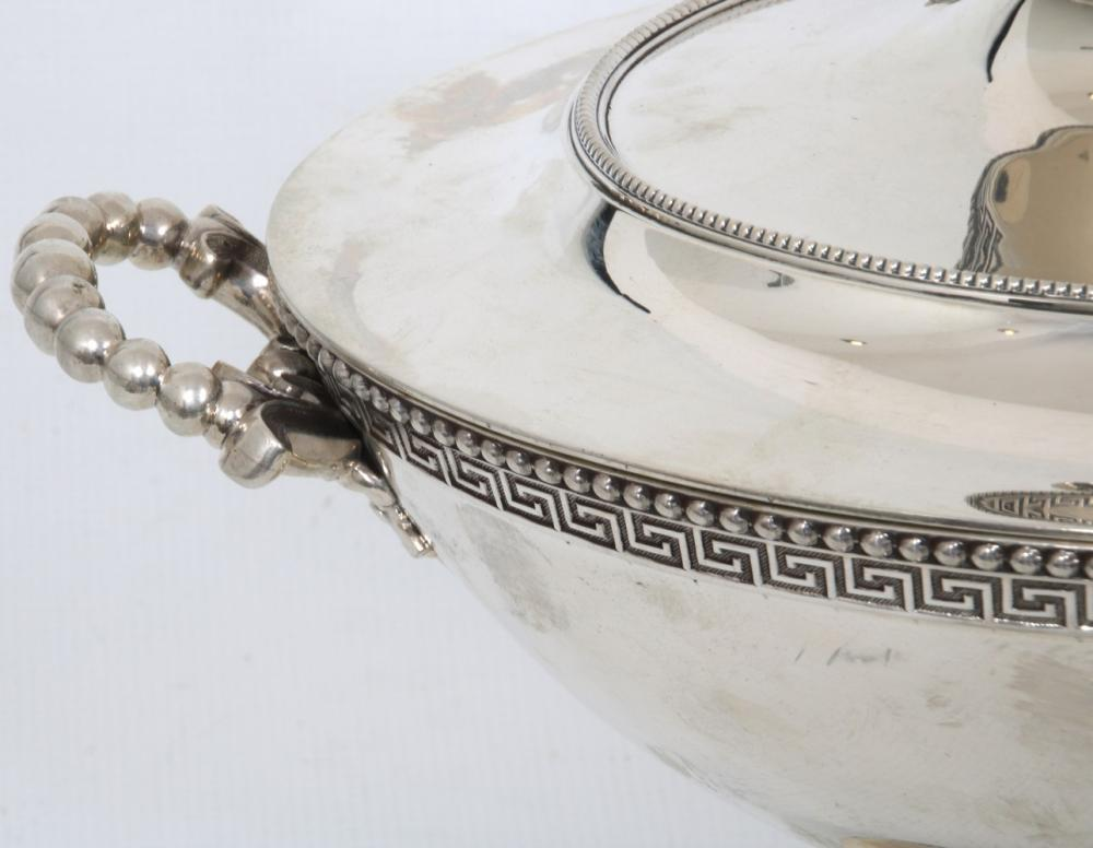 Tiffany & Co. Silver Tureen