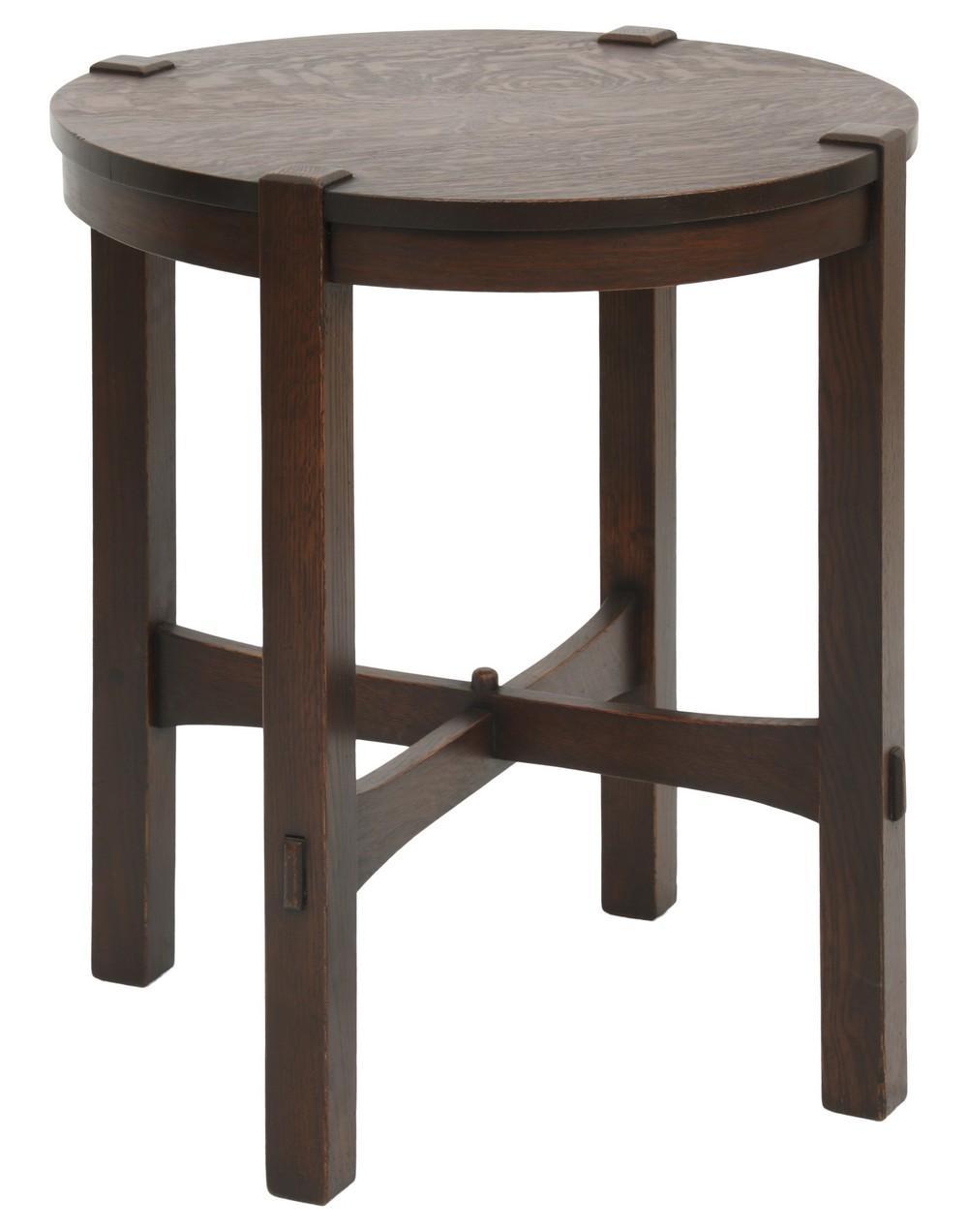 Gustav Stickley No. 436 Table