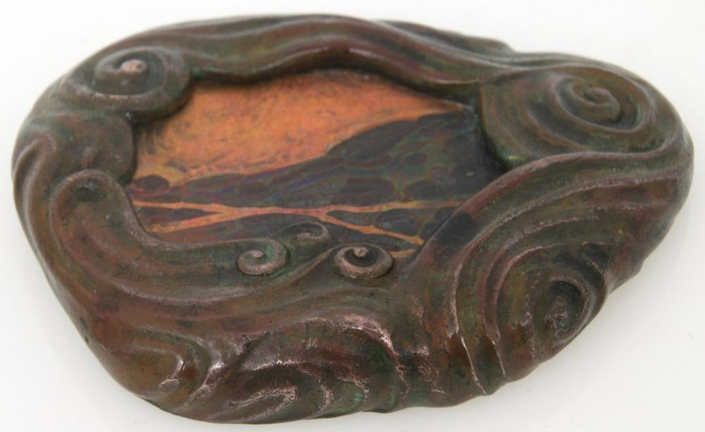 Tiffany Studios Wave Paperweight