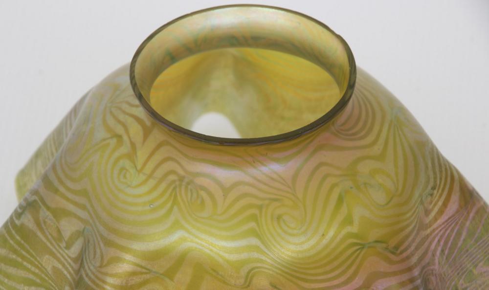 Tiffany Studios Candle Lamp