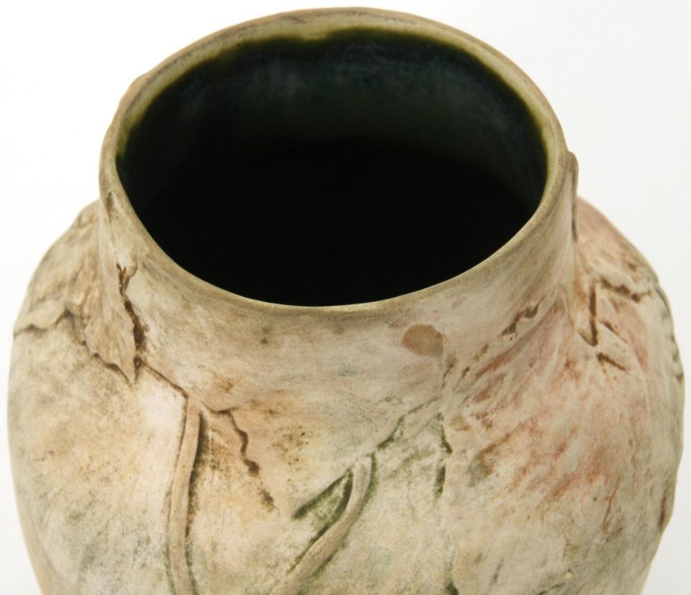 Tiffany Studios Pottery Vase