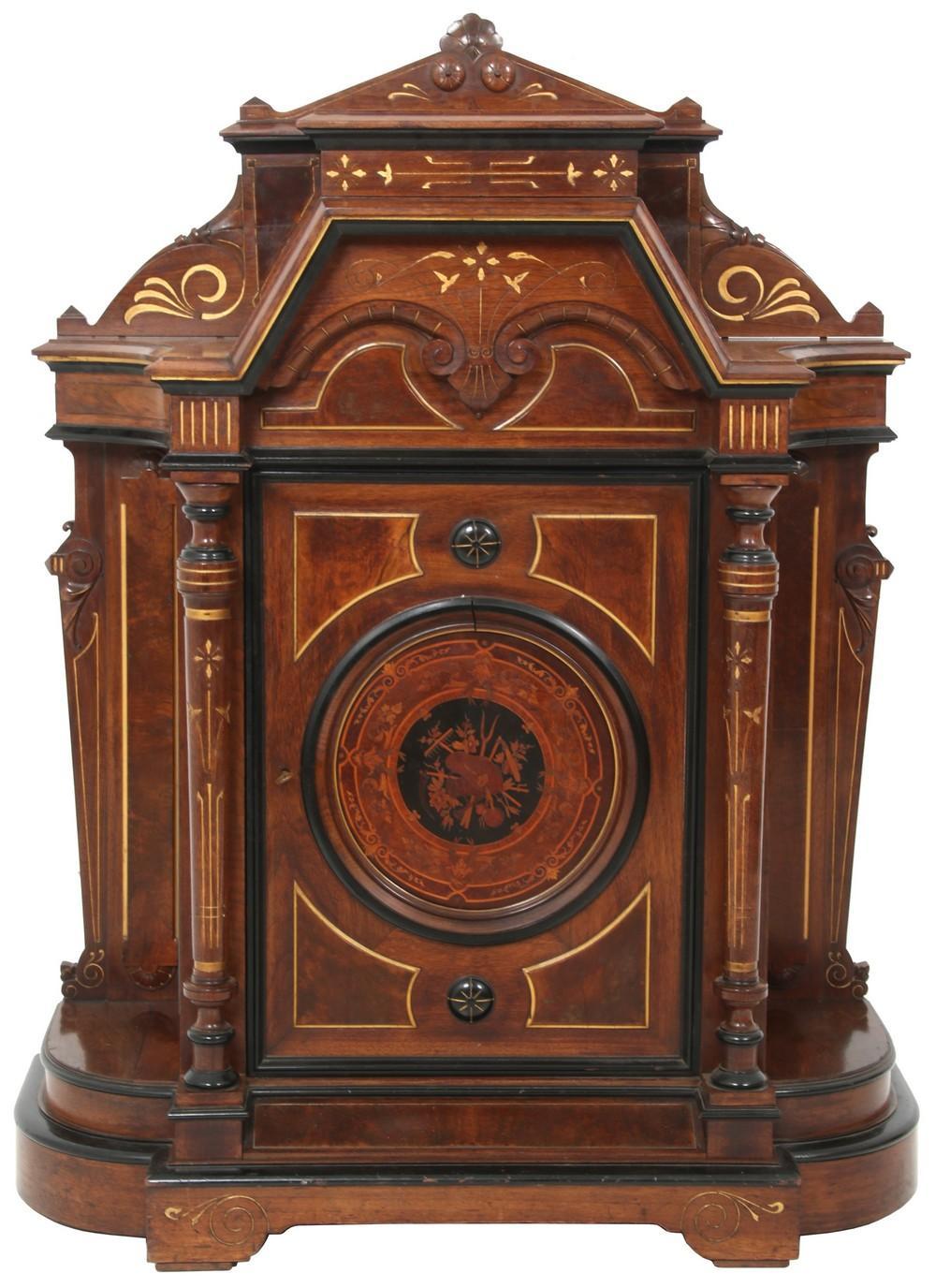 Renaissance Revival Walnut Credenza