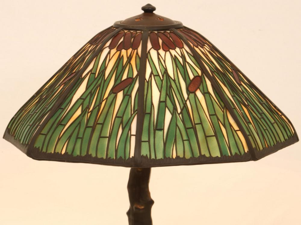 Handel Cattail Table Lamp