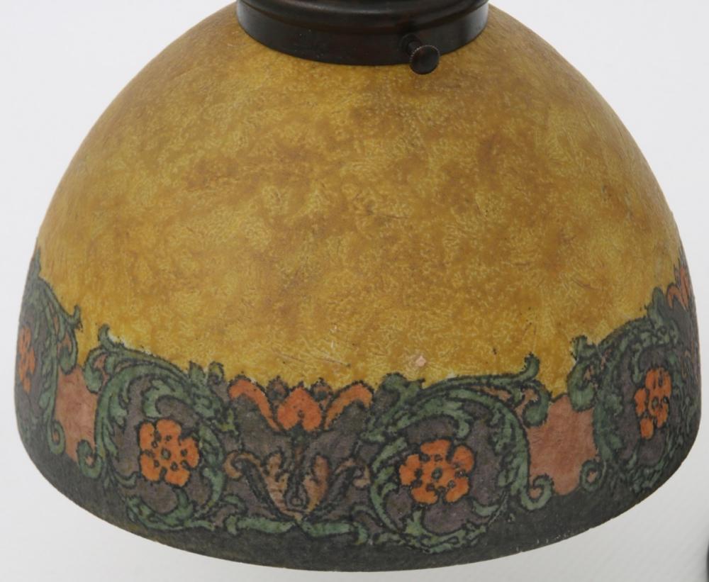 Handel Mosserine Desk Lamp