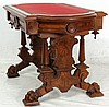 Image 5 for Attr: Thos. Brooks Library Table