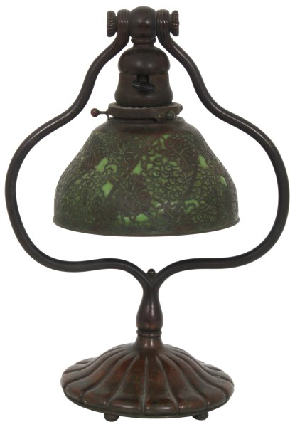 Tiffany Studios Grapevine Desk Lamp