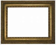 ITALIAN 18TH CENTURY ANTIQUE FRAME