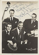 NAT KING COLE & BLACK ENTERTAINERS COLLECTION. Collection - (COL)