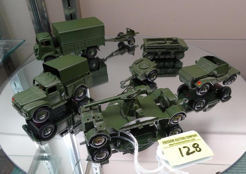 DINKY MILITARY TOYS