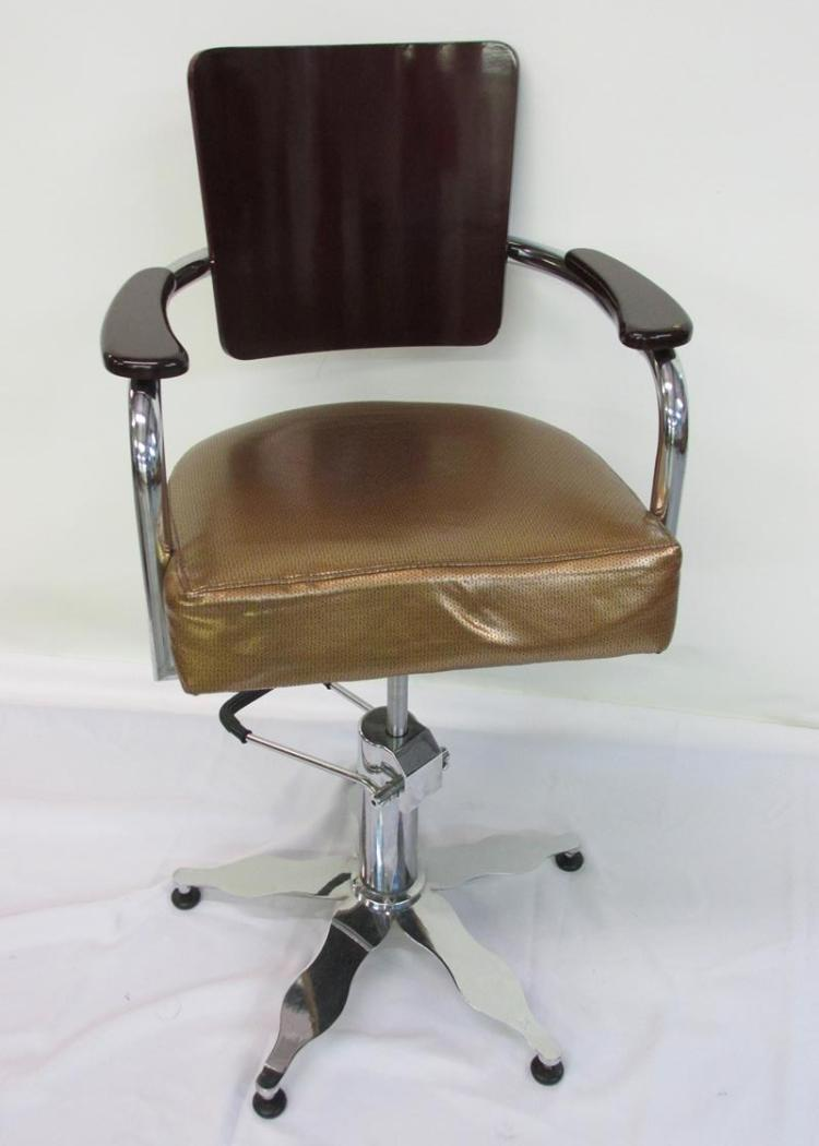 Funky Modern Salon Chair