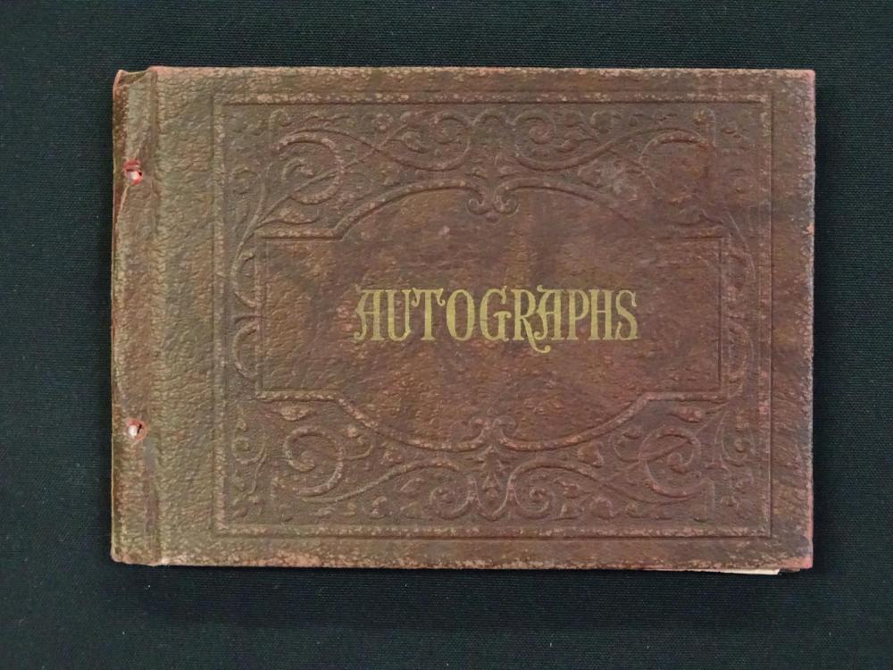 1941 RBBB AUTOGRAPH BOOK