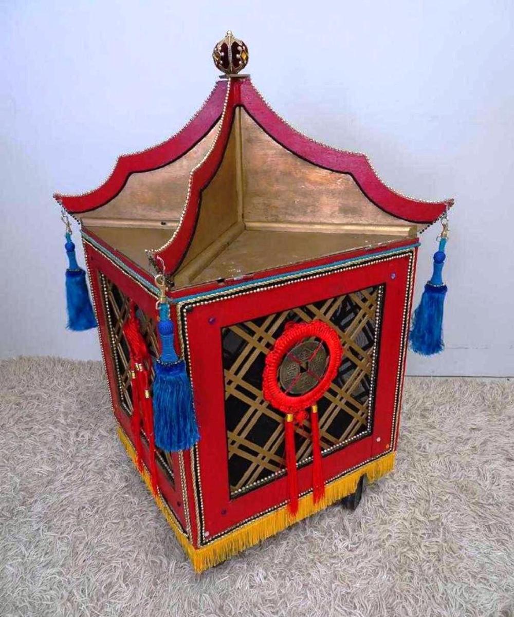 PAGODA BOX FOR PANDA ACT