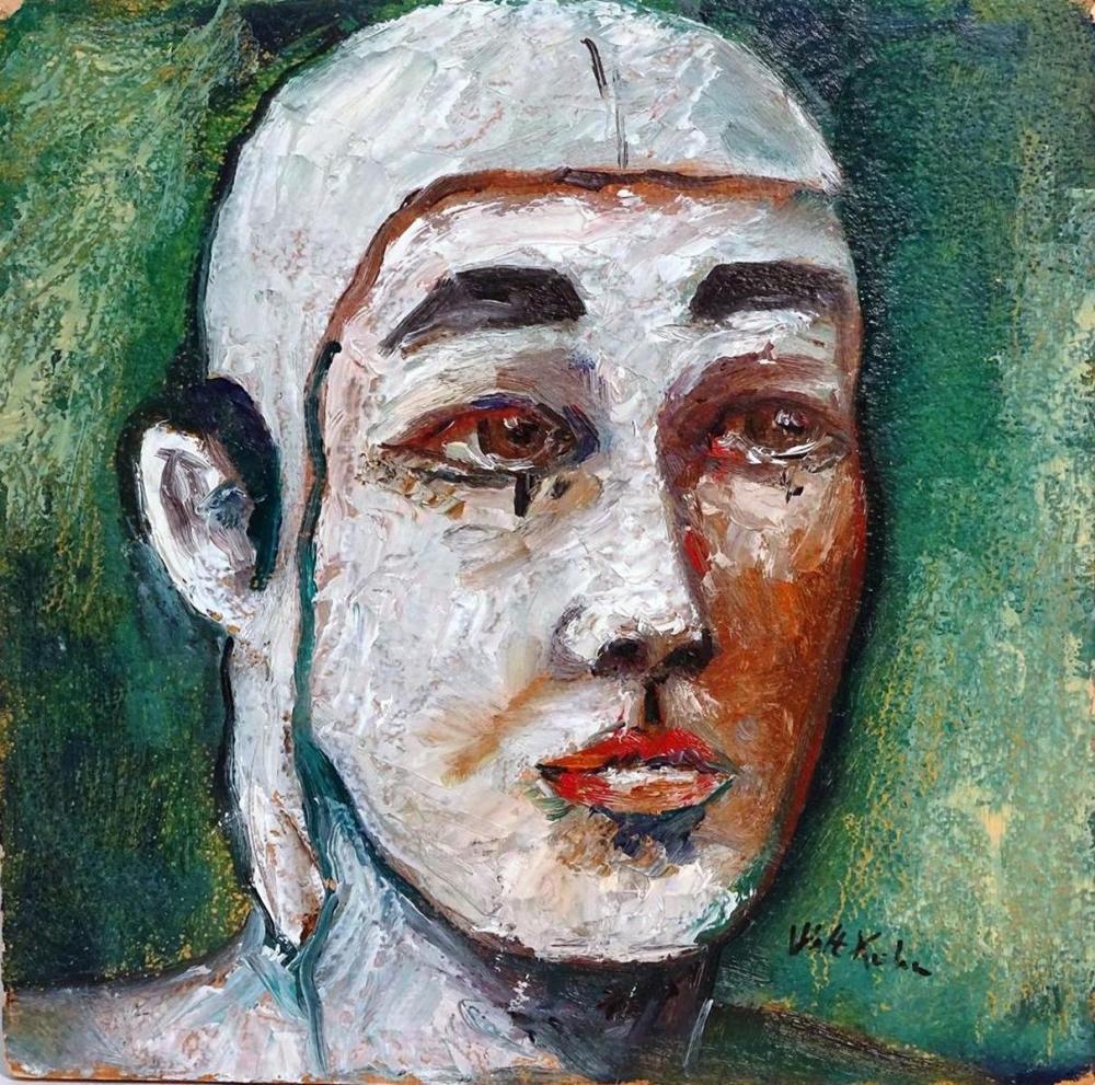 WALTER KUHN (AMERICAN, 1877-1949) PAINTING