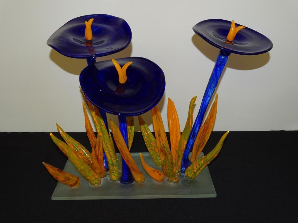 MURANO ART GLASS SCULPTURE