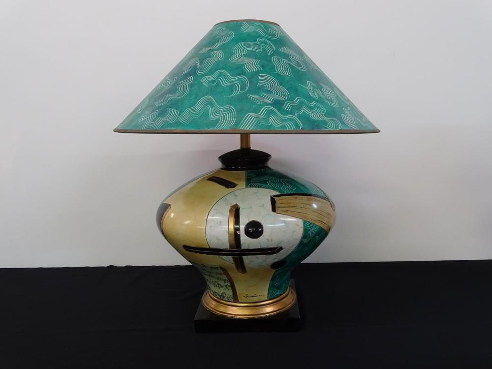 MONUMENTAL TABLE LAMP