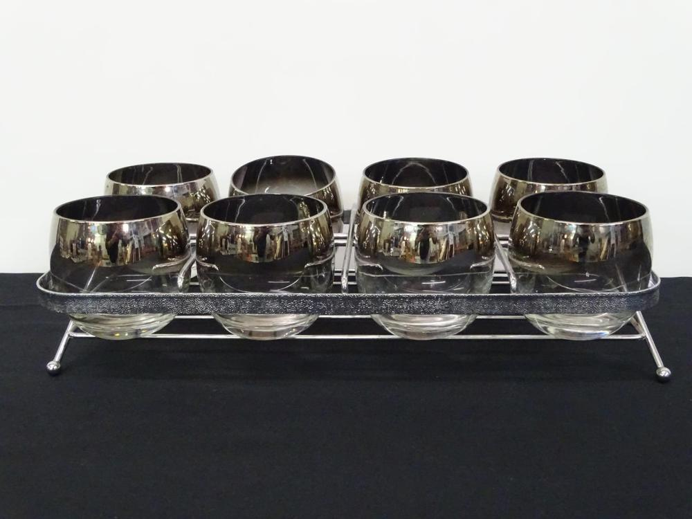ROLY POLY BAR GLASSES WITH CADDY