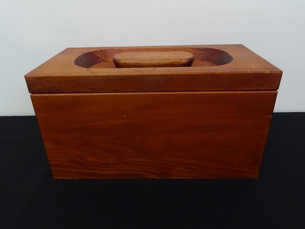 ADAMS CHERRY ICE BOX