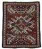 Chelaberd rug, south caucasus, circa late 19th century,