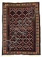 Shirvan rug, east caucasus, circa late 19th century,