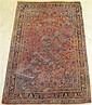 Sarouk rug, west persia, circa 1920,