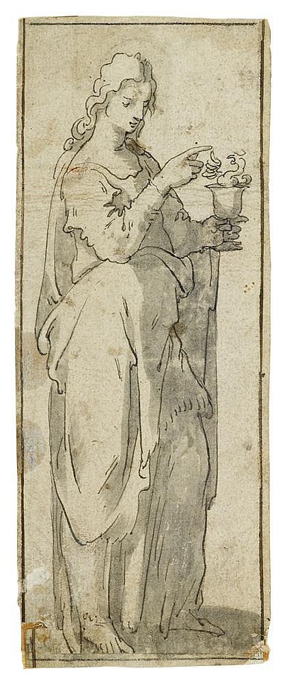 PIETER AERTSEN, (DUTCH 1507-1575), MARY MAGDALENE