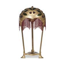 A Jugendstil lamp, Possibly Austrian, Circa 1930