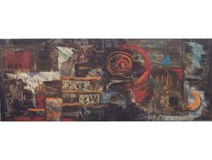 CARL JOHANN RABUS (German 1898-1980)  UNTITLED