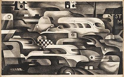 BENTON MURDOCH SPRUANCE (AMERICAN 1904-1967)