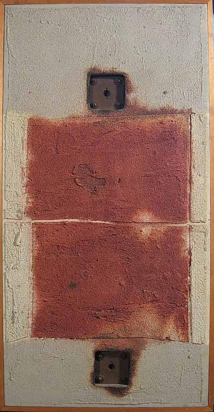 LOU FINK (AMERICAN 1925-1980) 'KAMIKAZE'