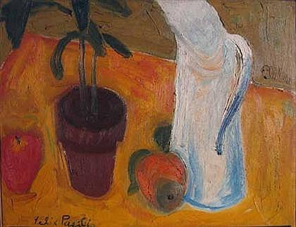 FELIX PASILIS (AMERICAN B. 1922) THE WHITE
