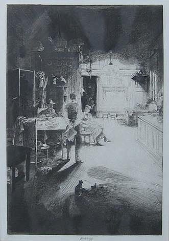 John William Joseph Winkler Artwork For Sale At Online Auction John William Joseph Winkler