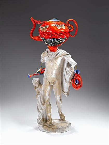 MICHAEL LUCERO sculpture