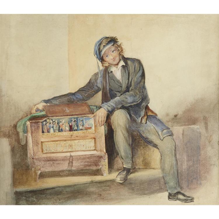 OCTAVIUS OAKLEY, (BRITISH 1800-1867),