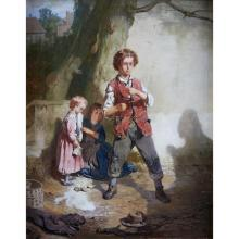 JOHN RITCHIE, (BRITISH FL. 1858-1875),