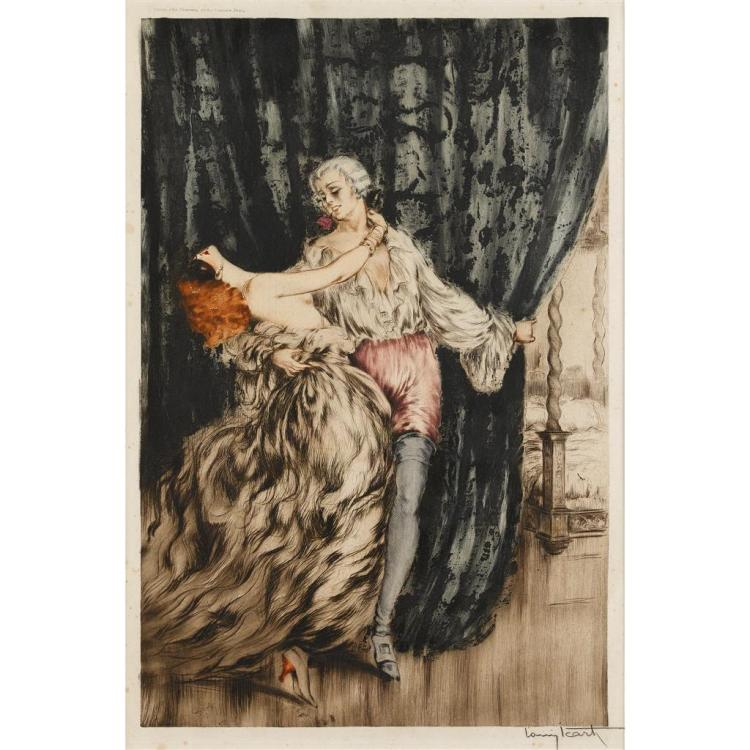 LOUIS ICART, (FRENCH 1888-1950),