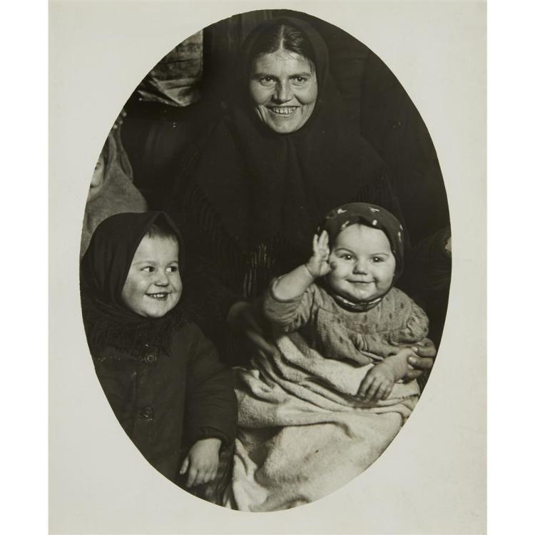 LEWIS WICKES HINE, (AMERICAN 1874-1940),