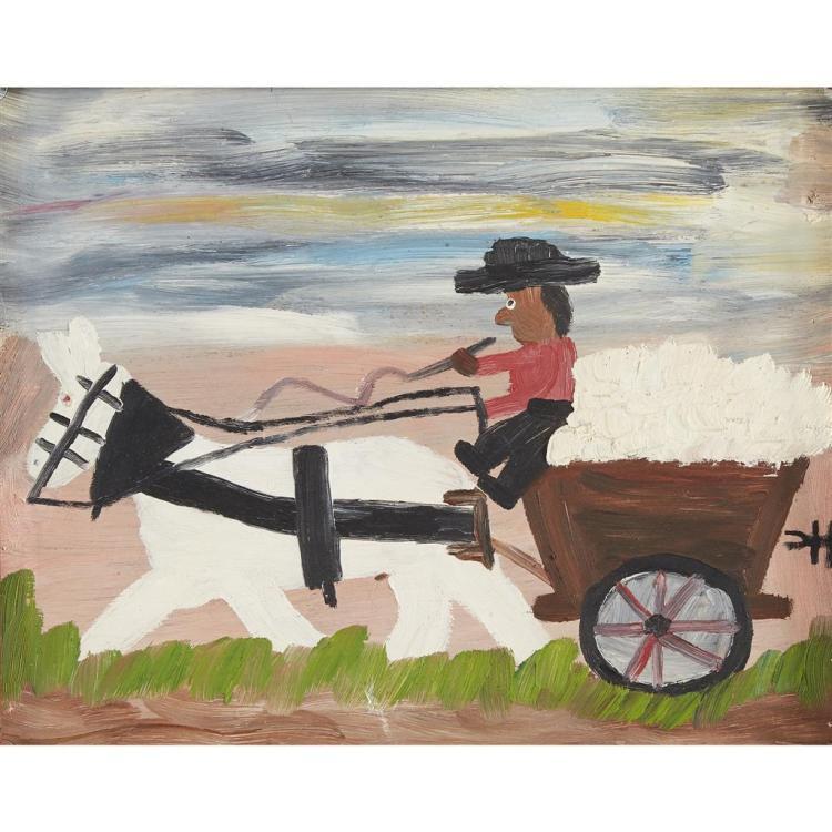 CLEMENTINE REUBEN HUNTER, (AMERICAN 1886-1988),