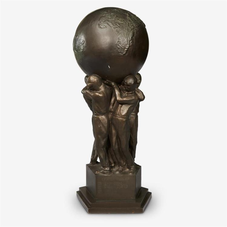 The Clifford Harmon Trophy for Ballooning, 20th century