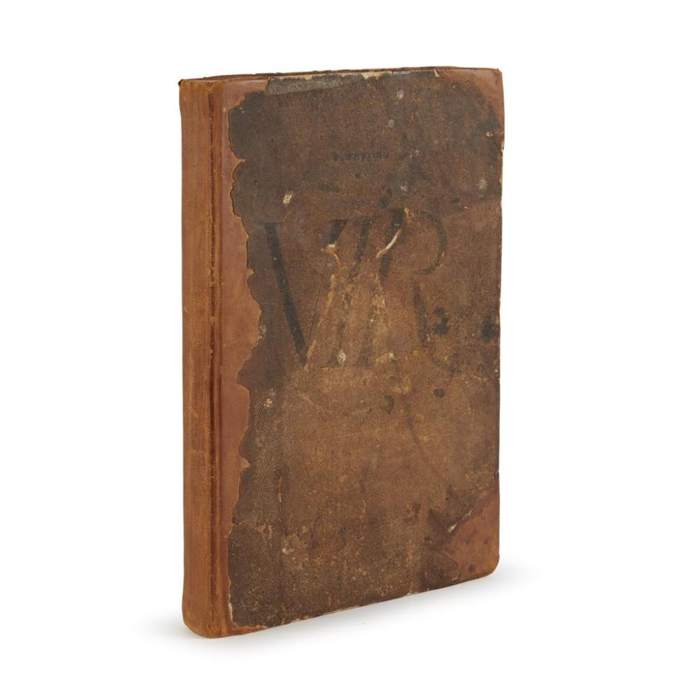 Lot 150: [Americana], The Acts of Assembly Now in Force in The Colony of Virginia
