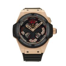 Hublot Big Bang King Power UNICO GMT Ref.771.OM.1170.RX c. 2010,