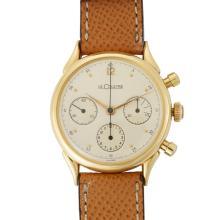 LeCoultre Chronograph c. 1950,