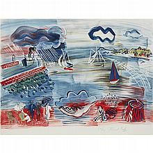 RAOUL DUFY, (FRENCH, 1877-1953),