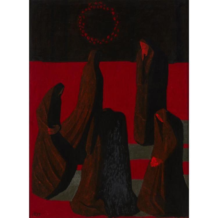 MARGO HOFF, (AMERICAN, 1912-2008),
