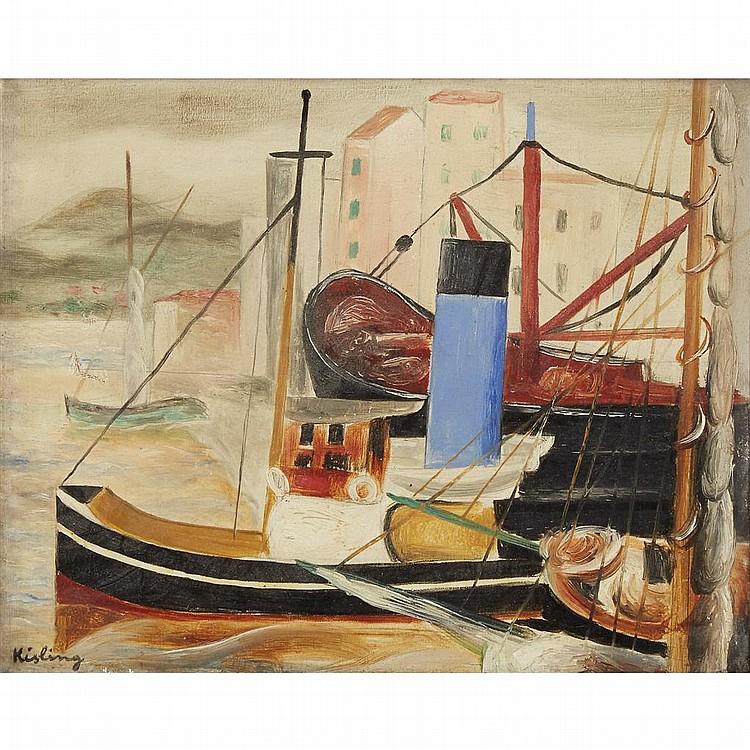 MOÏSE KISLING, (FRENCH/POLISH, 1891-1953),