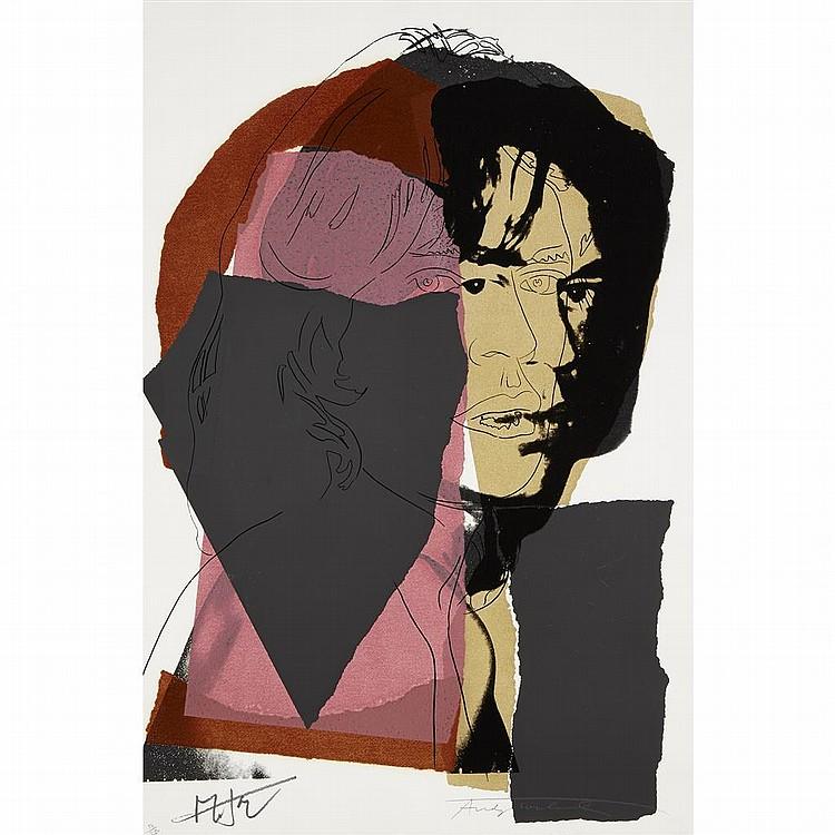 ANDY WARHOL, (AMERICAN, 1928-1987),