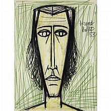 BERNARD BUFFET, (FRENCH, 1928-1999),