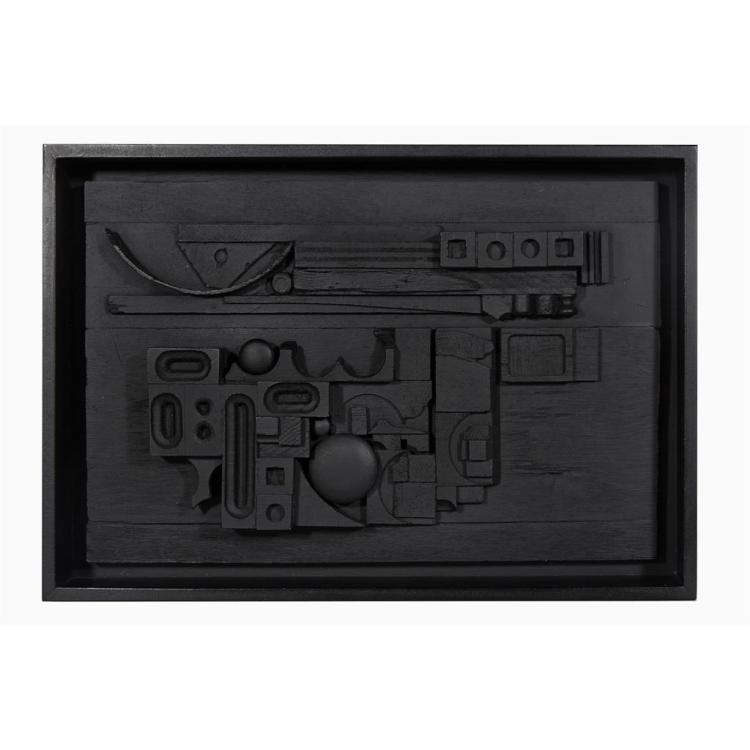 LOUISE NEVELSON, (AMERICAN, 1899-1988),