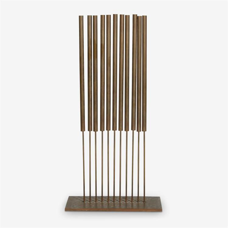 HARRY BERTOIA, (AMERICAN, 1915-1978), UNTITLED (SONAMBIENT)