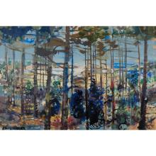 RICHARD ARTSCHWAGER, (AMERICAN, 1923-2013),