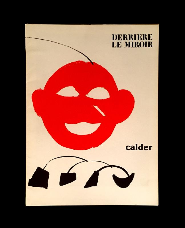 Art modern periodicals derri re le miroir paris ma for Maeght derriere le miroir